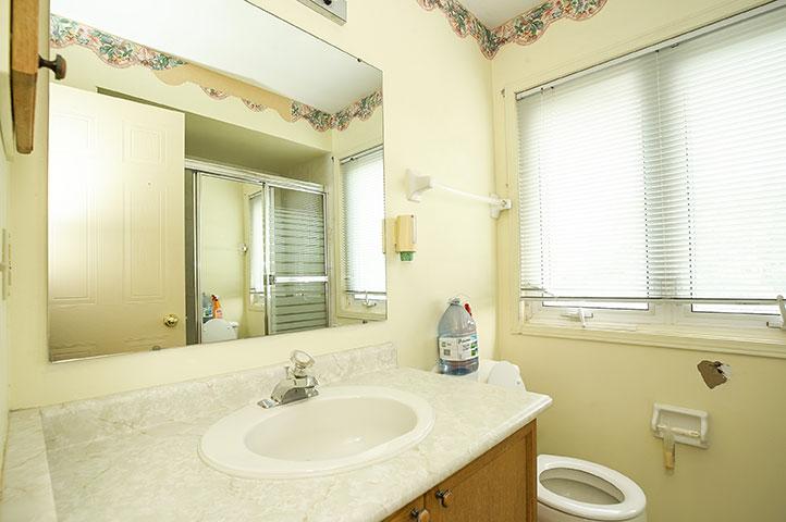 Bathroom - 6A 61 Cecil Before - House Renovation