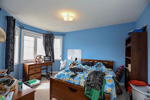 11A 121 Nicholson Drive - Bedroom - Before Renovation