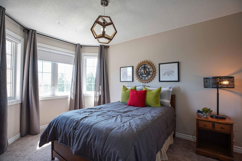 11B 121 Nicholson Drive - Bedroom - After Renovation