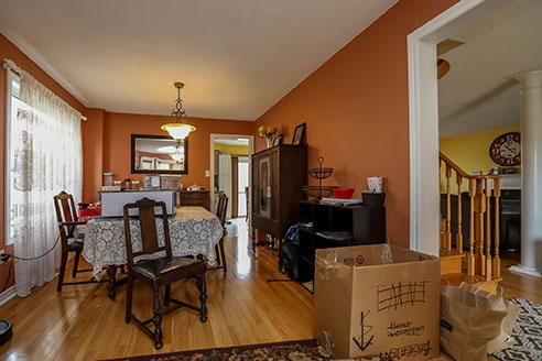 13-A 121 Nicholson Drive - Family Room - Before Renovation