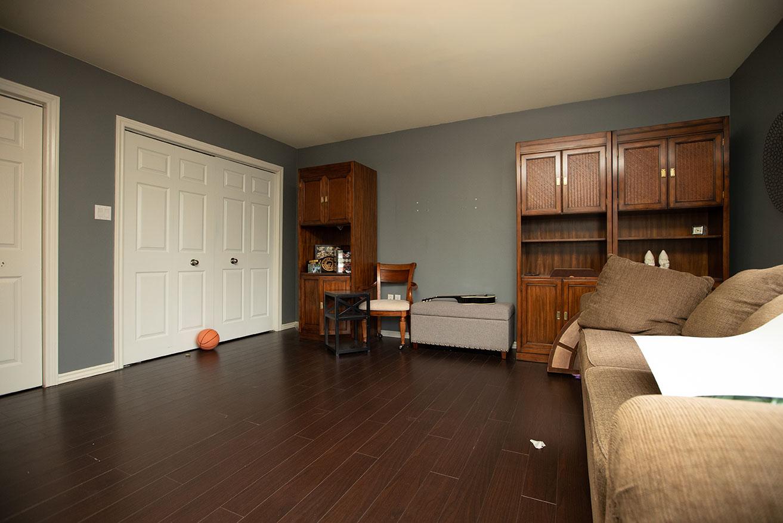 Cedar Creek- Bedroom - Before Renovation