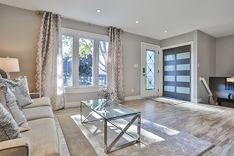 Living Room - Centennial - After Renovation