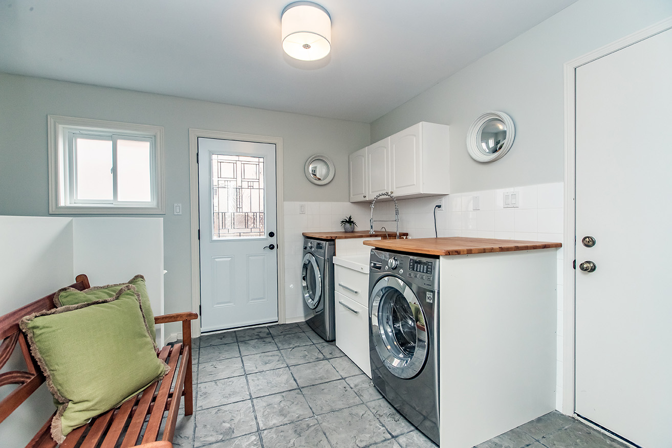 Cityview - Laundry Room - After Renovation