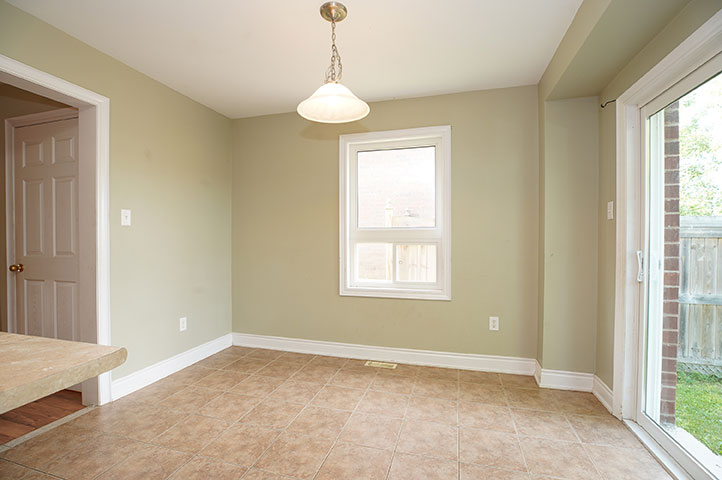 61 Winchester Terr - Dining Room - Before Renovation