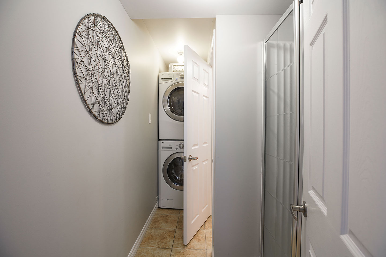 121 Nicholson - Laundry area- After Renovation