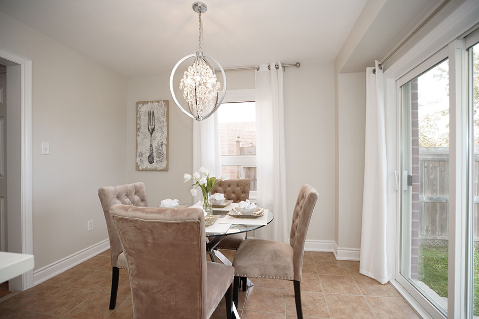 61 Winchester Terr - Dining Room - After Renovation