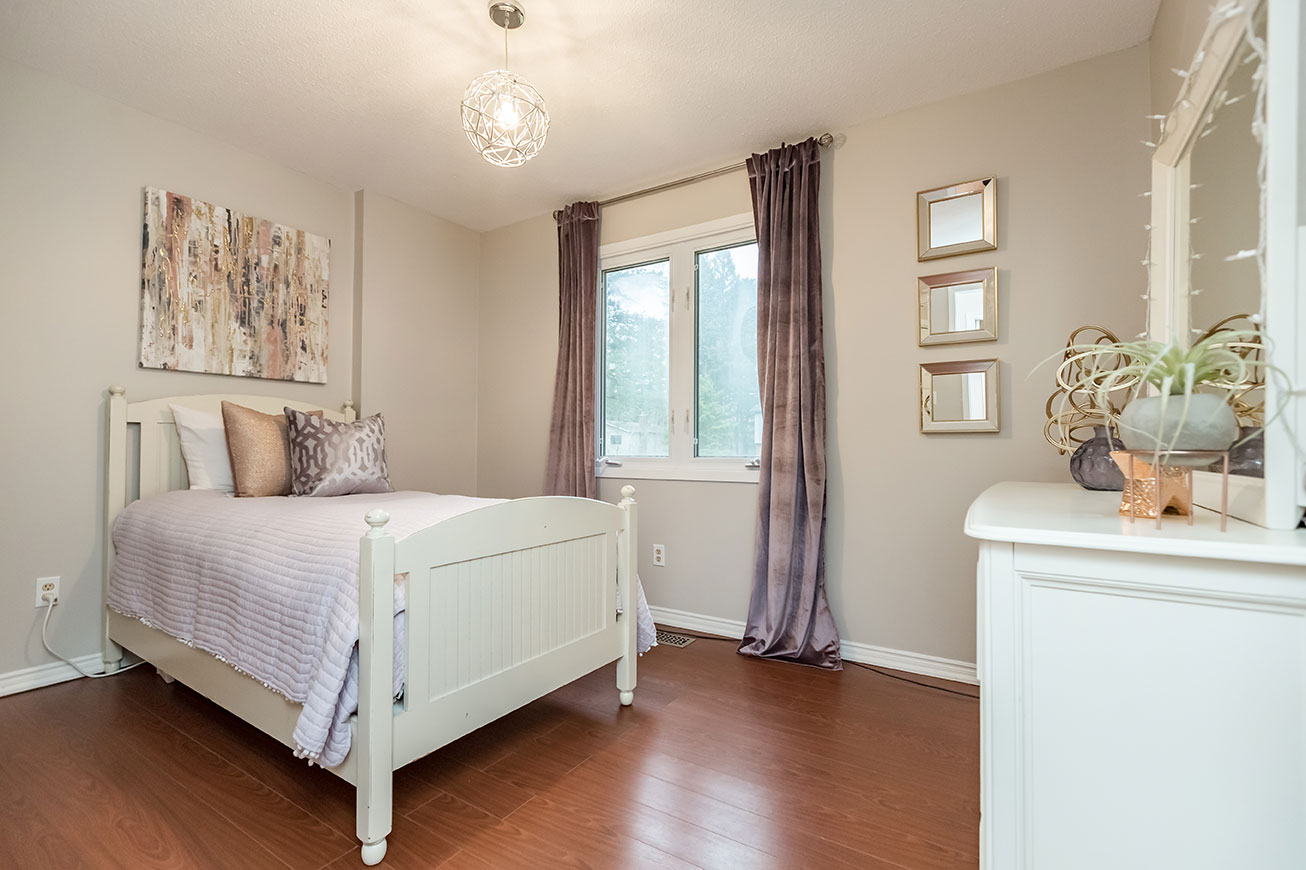 Cedar Creek - KIds Bedroom - After Renovation