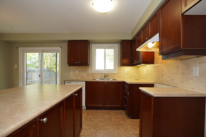 61 Winchester Terr - Kitchen Area - Before Renovation