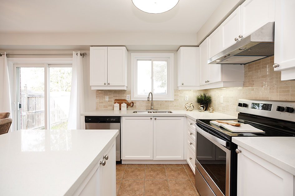 61 Winchester Terr - Kitchen Area - After Renovation
