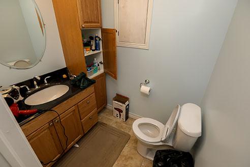121 Nicholson Drive - Bathroom - Before Renovation