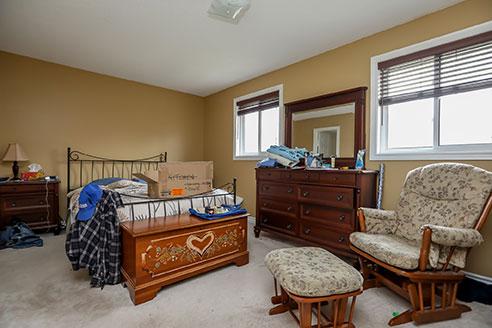 121 Nicholson Drive - Bedroom - Before Renovation