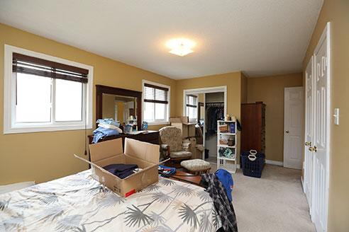 7A 121 Nicholson Drive - Bedroom - Before Renovation