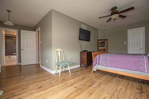 Joseph - Bedroom - Before Renovation