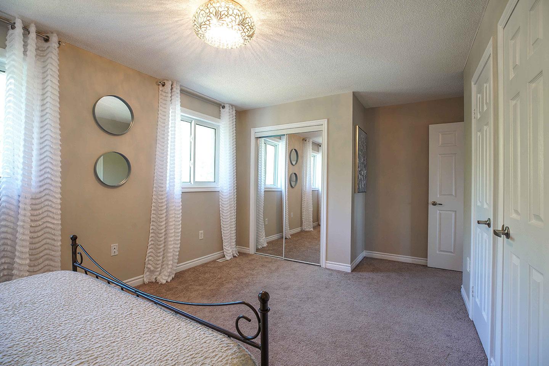 7B 121 Nicholson Drive - Bedroom - Before Renovation