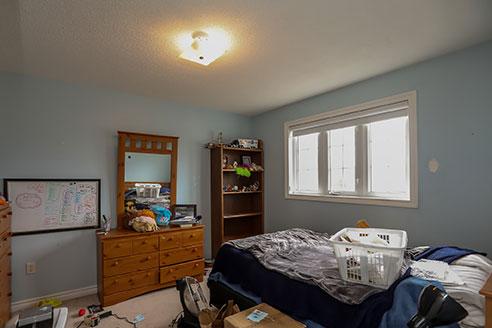 8A 121 Nicholson Drive - Bedroom - Before Renovation