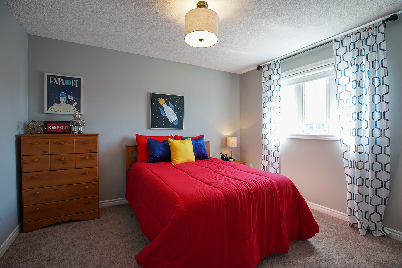 8B 121 Nicholson Drive - Bedroom - After Renovation