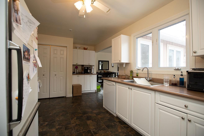 Cedar Creek- Kitchen - Before Renovation