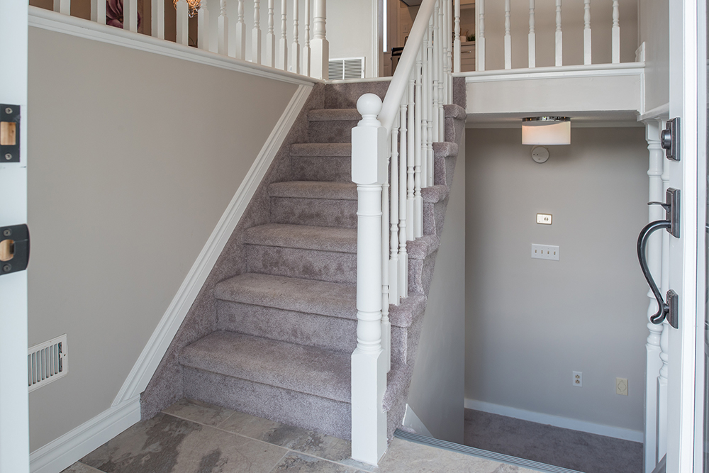 Foyston Stairway - After Renovation