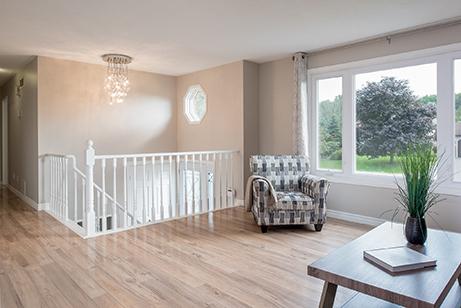 Foyston Living Room -After Renovation