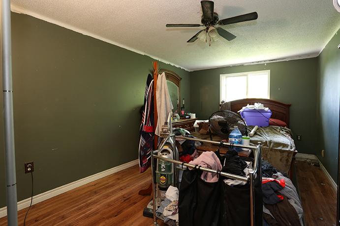Hickling - Bedroom - Before Renovation