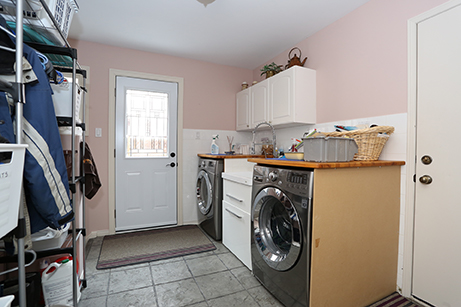 Cityview - Laundry Room - Before Renovation