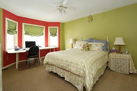 Cityview - Master's Bedroom- Before Renovation