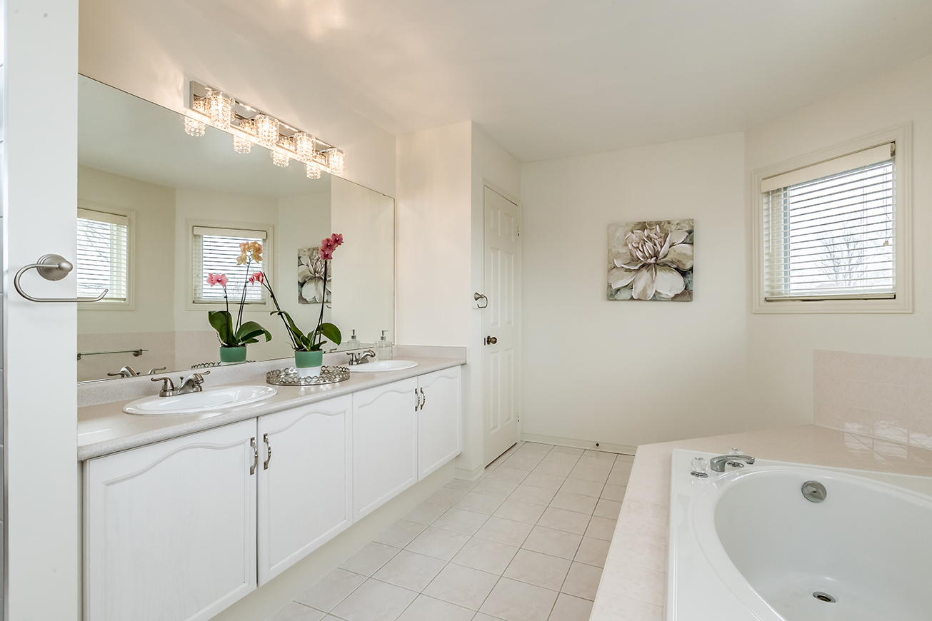 Cityview - Master's Bathroom- After Renovation