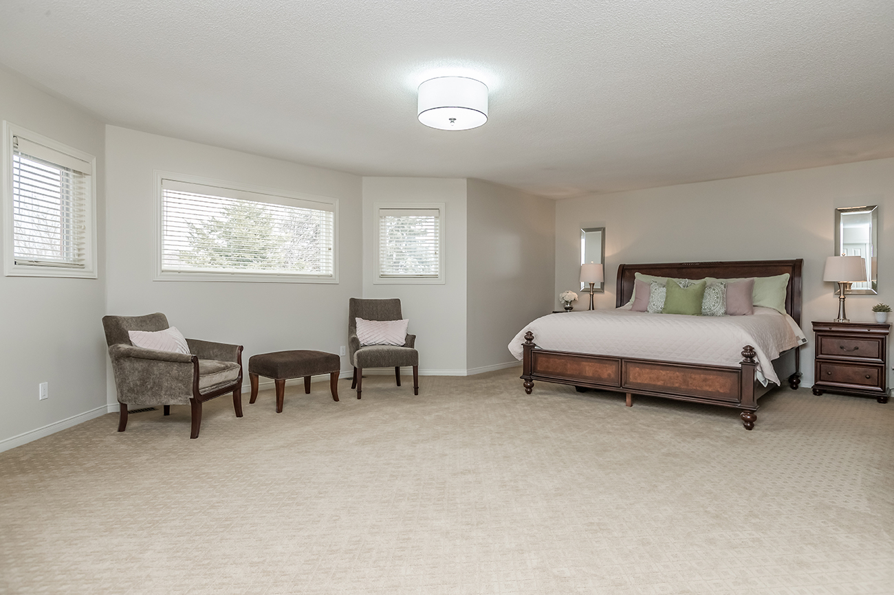 Cityview - Master's Bedroom- After Renovation