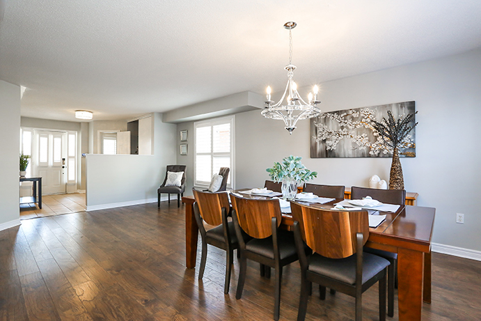Countrylane Dining Area - After Renovation