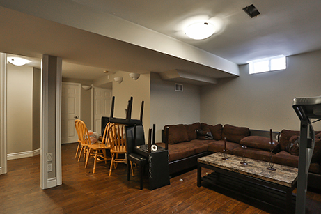 countrylane basement before renovation