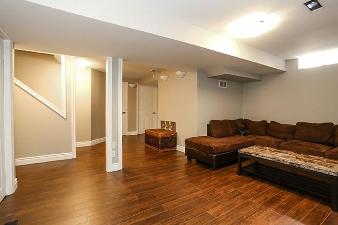 countrylane basement after renovation