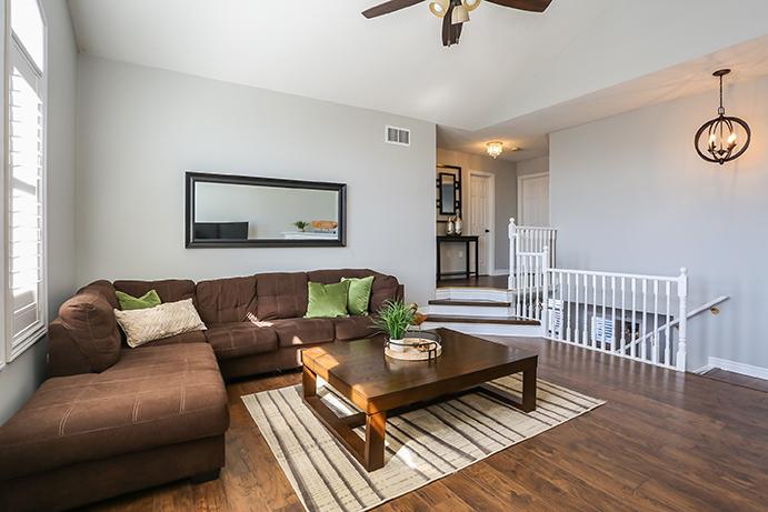 countrylane livingroom after renovation