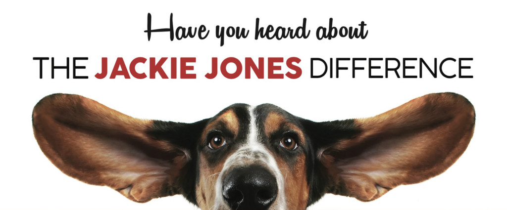 Have you ever heard about Jackie Jones?