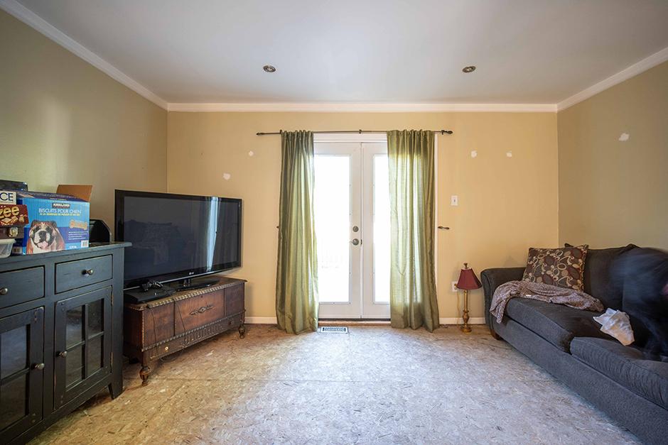 Airbnb pre-renovation